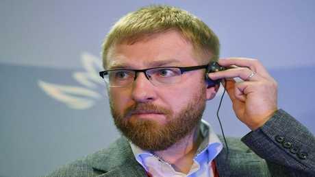 الصحفي الروسي، ألكسندر مالكيفيتش