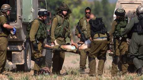 الجيش الاسرائيلي- أرشيف