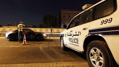 قوات الأمن البحريني - أرشيف