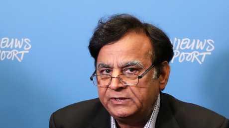 المحامي الباكستاني سيف الملوك محامي المرأة المسيحية