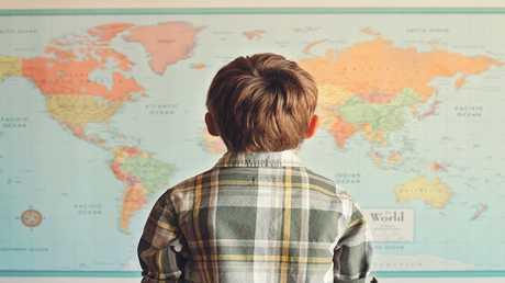 جميع خرائط العالم الشائعة
