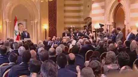 الحريري يتهم حزب الله بتعطيل الحكومة