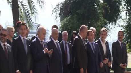 مؤتمر باليرمو يشدد على ضرورة الحفاظ  على سـيـادة ليبيا