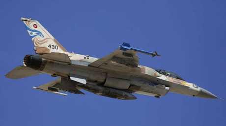 مقاتلة اسرائيلية من طراز