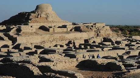 اكتشاف أسباب اختفاء حضارة الهند السطورية