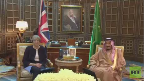 ملفا اليمن وخاشقجي..وعلاقات لندن بالرياض