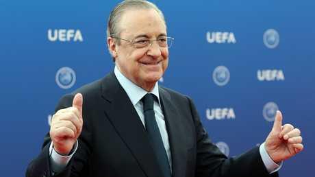 تحديد موعد الإعلان عن خليفة رونالدو في ريال مدريد