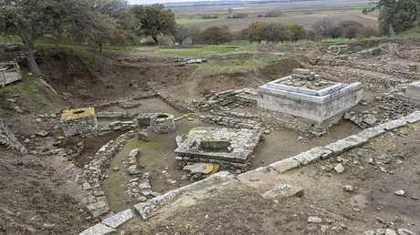 اكتشاف بقايا مدينة مفقدودة سكنها سجناء حرب طروادة