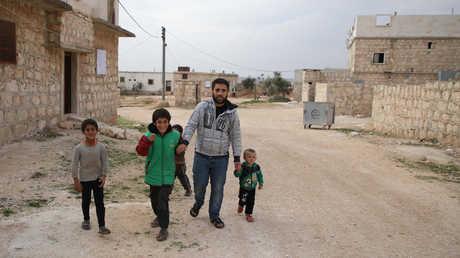 أحمد طلحة المقاتل السوري السابق