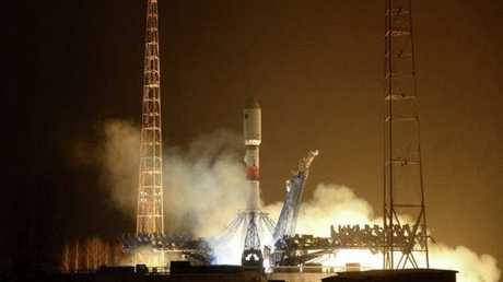 صاروخ حامل
