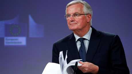 """كبير المفاوضين للاتحاد الأوروبي حول """"بريكست"""" ميشيل بارنييه"""