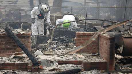 حرائق كاليفورنيا تنذر بتهديدات صحية خطيرة