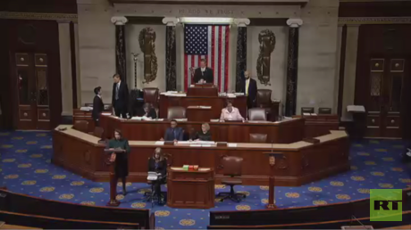 الكونغرس يتجه للتصويت على معاقبة الرياض