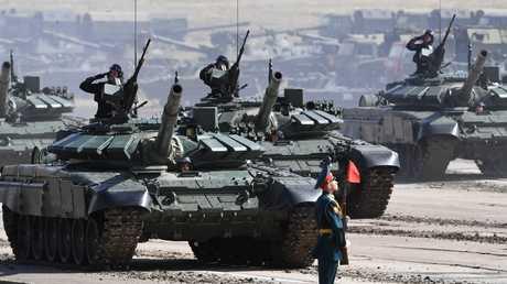 الجيش الروسي يعزز قدرات فرقه المدرعة