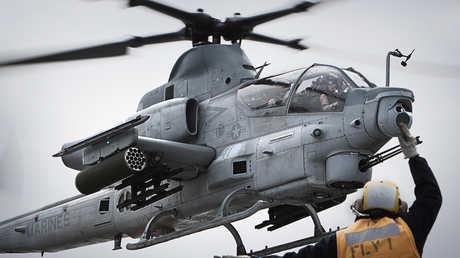 طائرة عمودية عسكرية من طراز