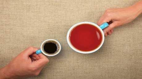 ما علاقة الجينات بتفضيل القهوة أو الشاي؟