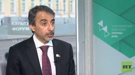تبادل ثقافي وتعاون رياضي بين روسيا وقطر