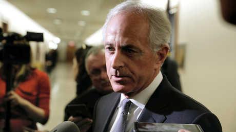 رئيس لجنة العلاقات الخارجية بمجلس الشيوخ الأمريكي، بوب كوركر