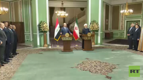 الرئيس العراقي في زيارة إلى طهران