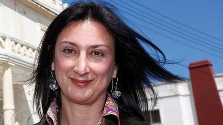 الصحفية دافني كاروانا غاليزيا