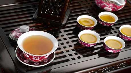 الشاي غني بمركبات فلافونويد