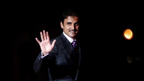 أمير قطر تميم بن حمد آل ثاني