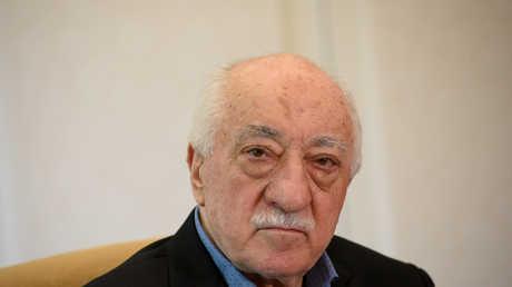 المعارض التركي فتح الله غولن