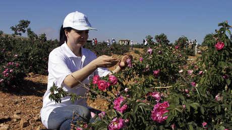دمشق تدعم المرأة السورية الريفية بمليار ليرة