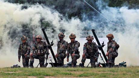 الجيش الهندي - أرشيف
