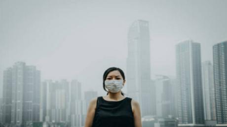 ابتكار فلتر الأنف لمحاربة تلوث الهواء!