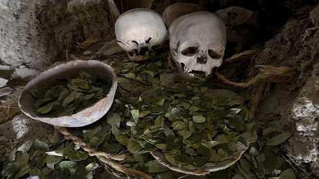 اكتشاف مقبرة جماعية لحضارة منقرضة