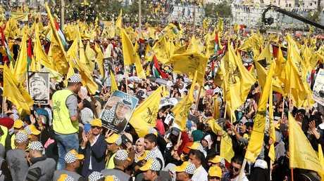 أنصار فتح في غزة