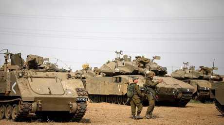 الجيش الإسرائيلي - أرشيف -