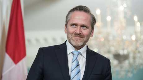 وزير الخارجية الدنماركي أندرس سامويلسن