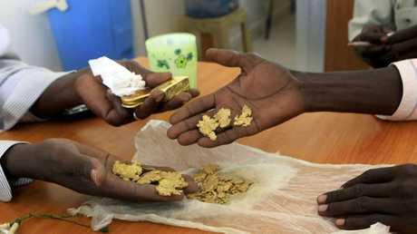 الذهب في السودان - أرشيف