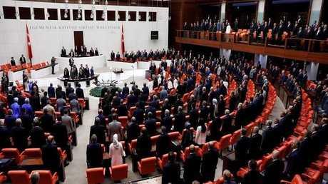 البرلمان التركي _ أرشيف