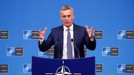 ينس ستولتنبرغ، أمين عام حلف الناتو