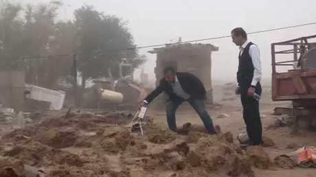 السيول في العراق دمرت عشرات القرى