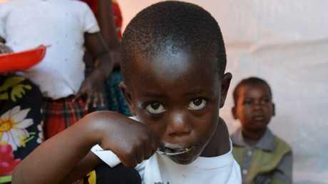 المجاعة في القارة الإفريقية - أرشيف