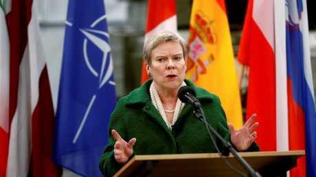نائبة الأمين العام لحلف الناتو روز غوتيمولر