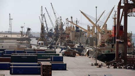 الأمم المتحدة: المعاملات التجارية في ميناء الحديدة اليمني تراجعت إلى النصف