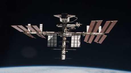 محطة الفضاء الدولية