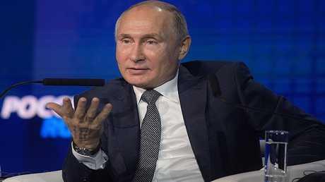 بوتين: لا تستعجلوا..  أنا لم أعلن نيتي المغادرة بعد!