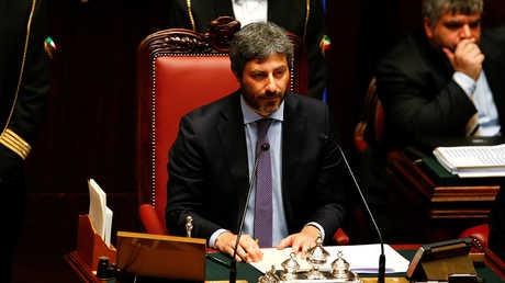 رئيس مجلس النواب الإيطالي، روبيرتو فيكو