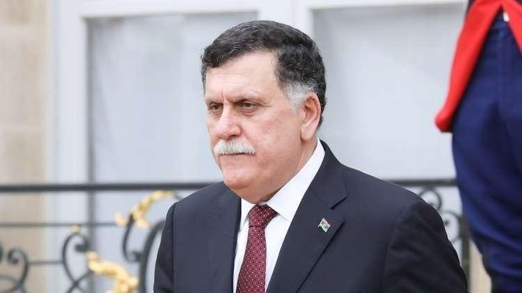 السراج يصل الأردن وسط أنباء عن لقاء يجمعه بالمشير حفتر