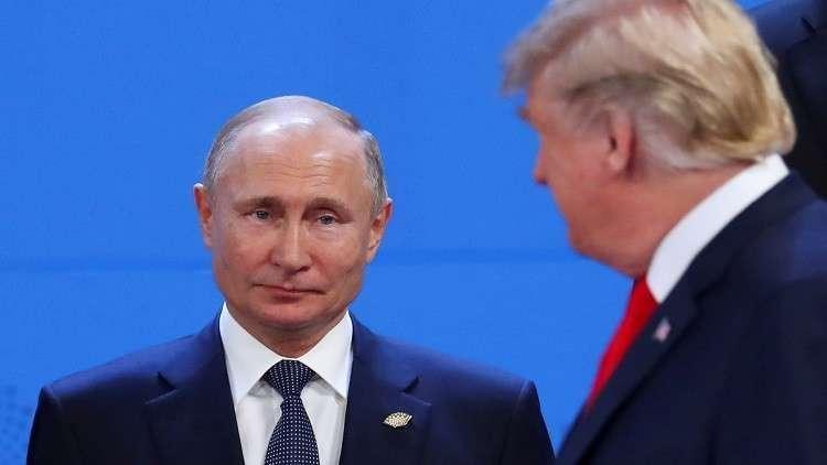 في واشنطن كشفوا الأسباب الحقيقية لإلغاء ترامب لقاءه مع بوتين