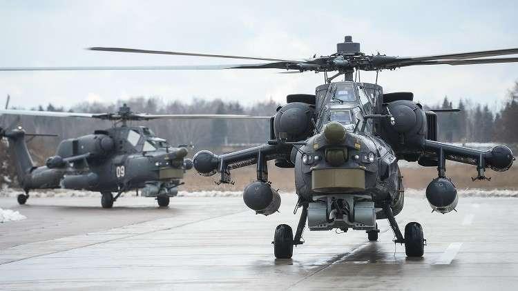 تركيا دفعت ثمن تخليها عن المروحية الروسية