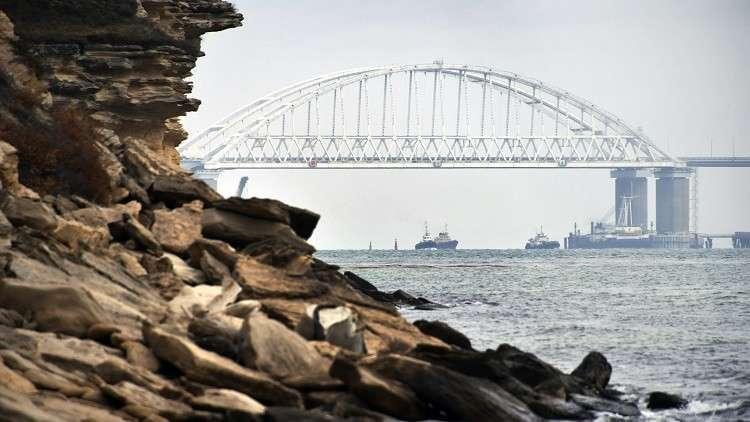 الغرب سمح لكييف باختطاف السفن الحربية الروسية