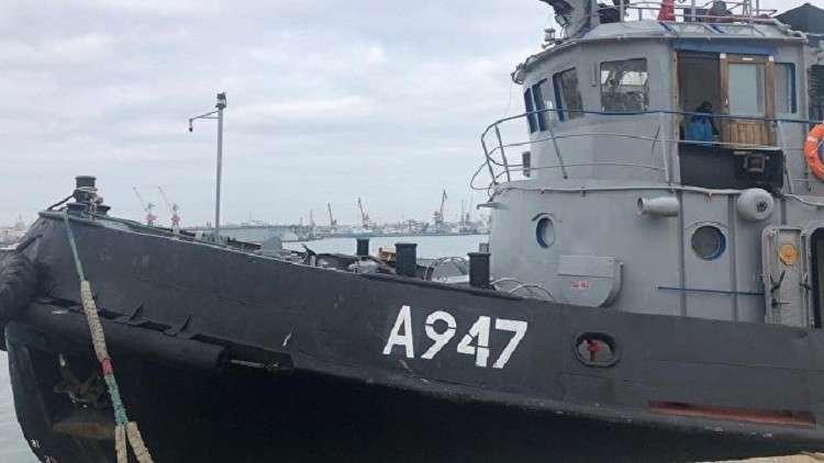 خليفة ميركل تريد إغلاق الموانئ أمام السفن الروسية