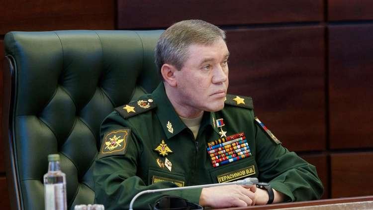 الأركان الروسية: الولايات المتحدة تحاول إنشاء كيان كردي مستقل عن دمشق شمال سوريا